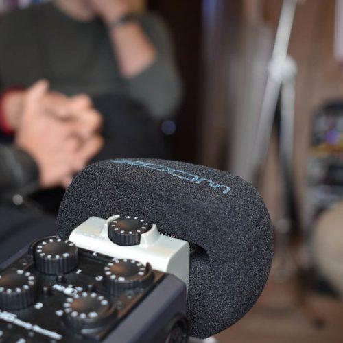 Mikrofon Perler fra Plåtten